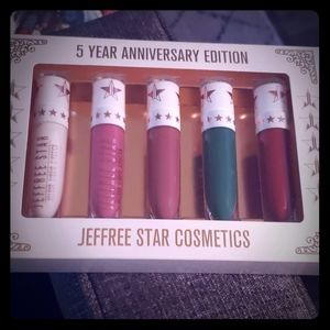 Jeffrey Star lipstucks